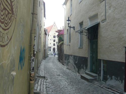 Tallinn, Gasse