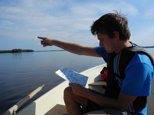 Navigation vom Feinsten